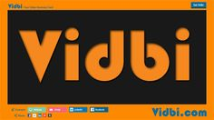 Get Viral with Vidbi, your own Video Business Card! Check out this informative video & vidbi.com today