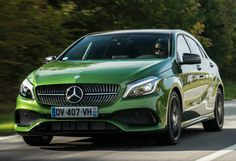 Mercedes-Benz A 200 d AMG Line (W176) '2015