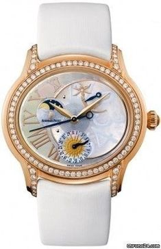 for sale, This Audemars Piguet Millenary Ladies Gem-Set Starlight Sky rose gold watch feat. Americanlisted has classifieds in Beverly Hills, California for watches and jewerly Audemars Piguet Watches, Skeleton Watches, Gold Hands, Gold Set, Watch Sale, Gold Watch, Watch 2, Bracelet Watch, Rose Gold