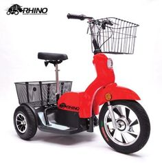 $1899.95 (Staples) iGo Electric Rhino Personal Electric Transporter, Red