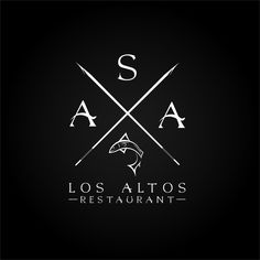 create a logo a restaurant of the highest integrity and love for land and sea. by raphis