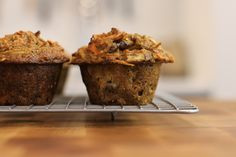 GRAIN's Morning Glory Muffins - Cook Culture