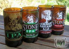 ビールの空き瓶を活用!イケてるグラスに大変身! | DIYer(s)