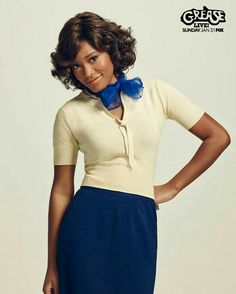 """Keke Palmer as Marty in Grease: Live. I liked her!! I also really liked this version of """"Freddie My Love"""""""