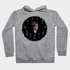 All Doctor regeneration  Hoodie #teepublic #hoodie #sweater #shirt #tshirt #tee #clothing #tardisdoctorwho #doctorwho #halloween #davidtennant #10thdoctor #fogmist #tardis #thedoctor #whovian #mashup #timelord #timetravel #11thdoctor #mattsmith #12thdoctor #doctorwho