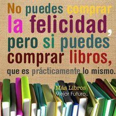 Más Libros, Mejor Futuro!