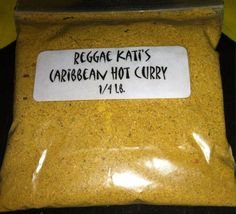 This is 2 Lbs. of Reggae Kati's caribbean hot curry seasoning. It's also great in soup and stews. This photo is of a lb. Beef Jerky Seasoning, Curry Seasoning, Jamaican Jerk Seasoning, Sausage Seasoning, Chicken Seasoning, Turmeric Root, Organic Turmeric, Jamaican Curry Powder
