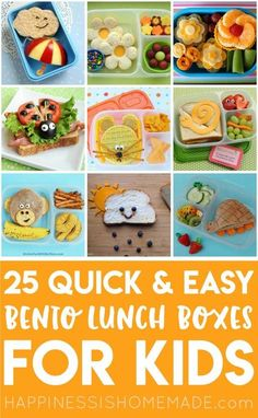 These Easy Bento Lunch Box Ideas for Kids are great for encouraging picky ea. - Recipes These Easy Bento Lunch Box Ideas for Kids are great for encouraging picky ea. Bento Box Lunch For Kids, Bento Kids, Kids Packed Lunch, Kids Lunch For School, Healthy Lunches For Kids, Toddler Lunches, Lunch Snacks, Kids Meals, Box Lunches