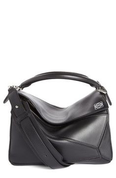 Loewe 'Mini Puzzle' Calfskin Leather Bag available at #Nordstrom