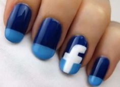 Network Nail Art Photos 2 - Social Media Manicures pictures, photos, images
