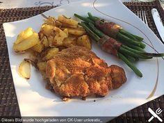 Münchner Schnitzel, ein raffiniertes Rezept aus der Kategorie Schwein. Bewertungen: 29. Durchschnitt: Ø 4,3.