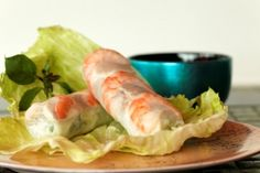 Fresh Spring Rolls by China Beach Vietnamese Bistro in Venice, CA   Click to order online