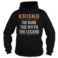 KRISKO The Myth, Legend - Last Name, Surname T-Shirt #name #tshirts #KRISKO #gift #ideas #Popular #Everything #Videos #Shop #Animals #pets #Architecture #Art #Cars #motorcycles #Celebrities #DIY #crafts #Design #Education #Entertainment #Food #drink #Gardening #Geek #Hair #beauty #Health #fitness #History #Holidays #events #Home decor #Humor #Illustrations #posters #Kids #parenting #Men #Outdoors #Photography #Products #Quotes #Science #nature #Sports #Tattoos #Technology #Travel #Weddings…