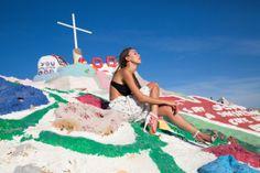 ThaniaPeck_SaltonSe Thania Peck in our #BAHAMA TOP #CALIFORNIA