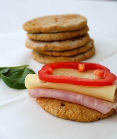 BLW: Sweet Potato Polarbread! Easy, fast!