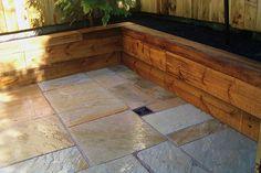 evergreenlandscapes.ie Outdoor Furniture, Outdoor Decor, Tile Floor, Flooring, Landscape, Home Decor, Decoration Home, Room Decor, Scenery