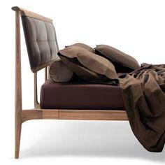Ceccotti Demasiado Corazon Bed, Modern Beds - Modern Platform Beds - Modern…