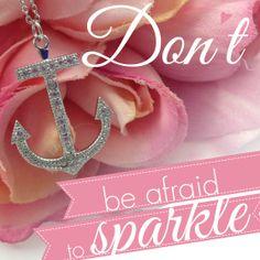 Delta Gamma Sorority Jewelry - Don't be afraid to sparkle!! www.alistgreek.com