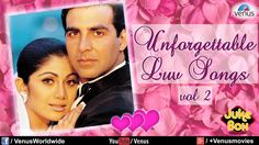 Unforgettable Love Songs Vol.2 | Evergreen Romantic Collection | Audio J...