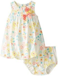 Petit Lem Baby-Girls Aquarelle Sleevless Dress and Panties, White Floral, 6 Months Petit Lem http://www.amazon.com/dp/B00NVLD0DY/ref=cm_sw_r_pi_dp_X9m9ub00FN064