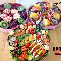 Cute Food, Good Food, Food Therapy, Bento Recipes, Picnic Foods, Cafe Restaurant, Japanese Food, Pasta Salad, Kids Meals
