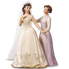 LENOX Figurines: Female Figurines - Mother's Loving Touch Figurine