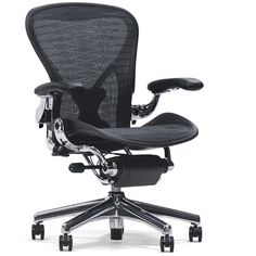 Charmant Herman Miller Aeron Chair