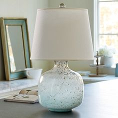 Seabrook Table Lamp - Ballard Designs
