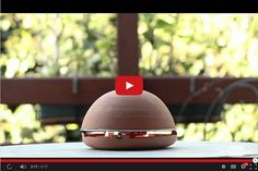 Egloo - Candle powered heater. Heat your room for 10 cents a day! Using candles will never be the same.