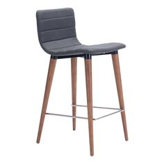 Wilson Counter Chair Gray, EMFURN - 2