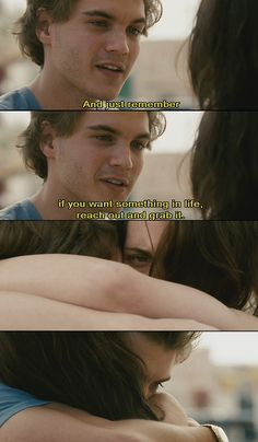 Into The Wild, 2007. Alex Supertramp, my hero.