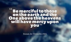 Verily, Allah is kind and merciful to the people. Surah Al-Baqarah 2:143 Learn more at http://quranforkids.com/