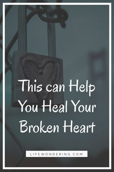 This can help you find relief if you're dealing with a broken heart. Read on for inspiration! Inner Peace, Self Improvement, Healing, Canning, Heart, Inspiration, Biblical Inspiration, Home Canning, Therapy