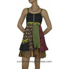 Vestido Étnic RO14142N