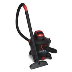 Shop-Vac 10 gal 5.0 PHP Wet/Dry Vacuum, Black