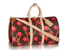 Save big on the Louis Vuitton Keepall Ramages Multicolor Monogram Weekend/Travel Bag! This travel bag is a top 10 member favorite on Tradesy. Buy Louis Vuitton, Louis Vuitton Keepall, Vuitton Bag, Louis Vuitton Handbags, Louis Vuitton Monogram, Handbags Online, Online Bags, Weekend Travel Bag, Vintage Purses