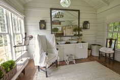04 Country Style Homes, French Country Style, Cottage Style, Country Decor, Farmhouse Decor, Urban Farmhouse, White Farmhouse, Primitive Bathrooms, Decoration