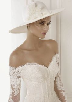 f5407fd74b80 Pronovias 2015 Bridal Collections - Part 2. Cappelli Da SposaAbiti ...