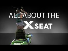 A Detailed Look at the New Revolutionary X-Seat by Malibu Kayaks Hobie Mirage, Kayaks, Revolutionaries, Range, Youtube, Instagram, Design, Cookers