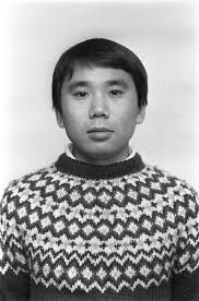 Haruki Murakami decided to write fiction one day, then became one of Japan's most well known authors. One of my favorite authors. Book Writer, Book Authors, Haruki Murakami Books, Kafka On The Shore, Takashi Murakami, Great Smiles, Writers And Poets, Pop Culture, Japan