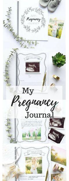 Pregnancy Journal | Pregnancy Diary #afflink #pregnancy #journal #expecting #pregnancyjournal,