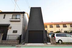 Mountain House - SEKIGUCHI HIROKI + TOKOKO Architects