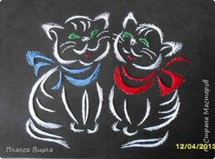 Картина панно рисунок День рождения Изонить Сладкая парочка Нитки