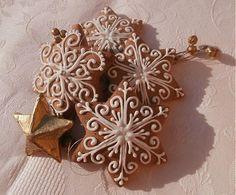 MeDada / Medovníček hviezdička na stromček, biela