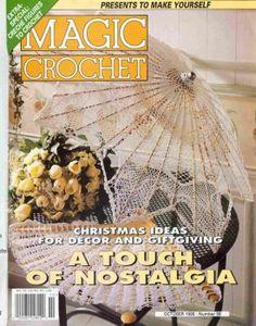 Magic Crochet 98 - 1995