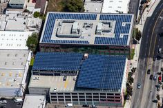 San Fernando Department of Social Services in Glendale, CA 349.44 kW system