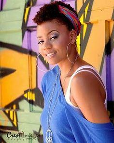 Twa Hairstyles | Black Women Natural Hairstyles