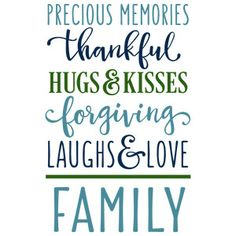I think I'm in love with this design from the Silhouette Design Store! Big Hugs For You, Silhouette Design, Silhouette Cameo, Silhouette Family, Silhouette Projects, Family Tree Print, I Love You Forever, Love My Family, Christian Life