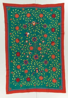 contemporary design from a quilter in Bangladesh