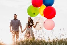 I love me some color and when Miss Becky agreed to giant colourful balloons I was so excited. Big Round Balloons, Giant Balloons, Colourful Balloons, Helium Balloons, Latex Balloons, My Favorite Image, Engagement Shoots, Instagram Feed, Storytelling
